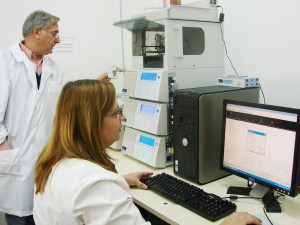 Laboratorio de Análisis de Productos Regionales de Ingeniería Química - FI - UNSJ