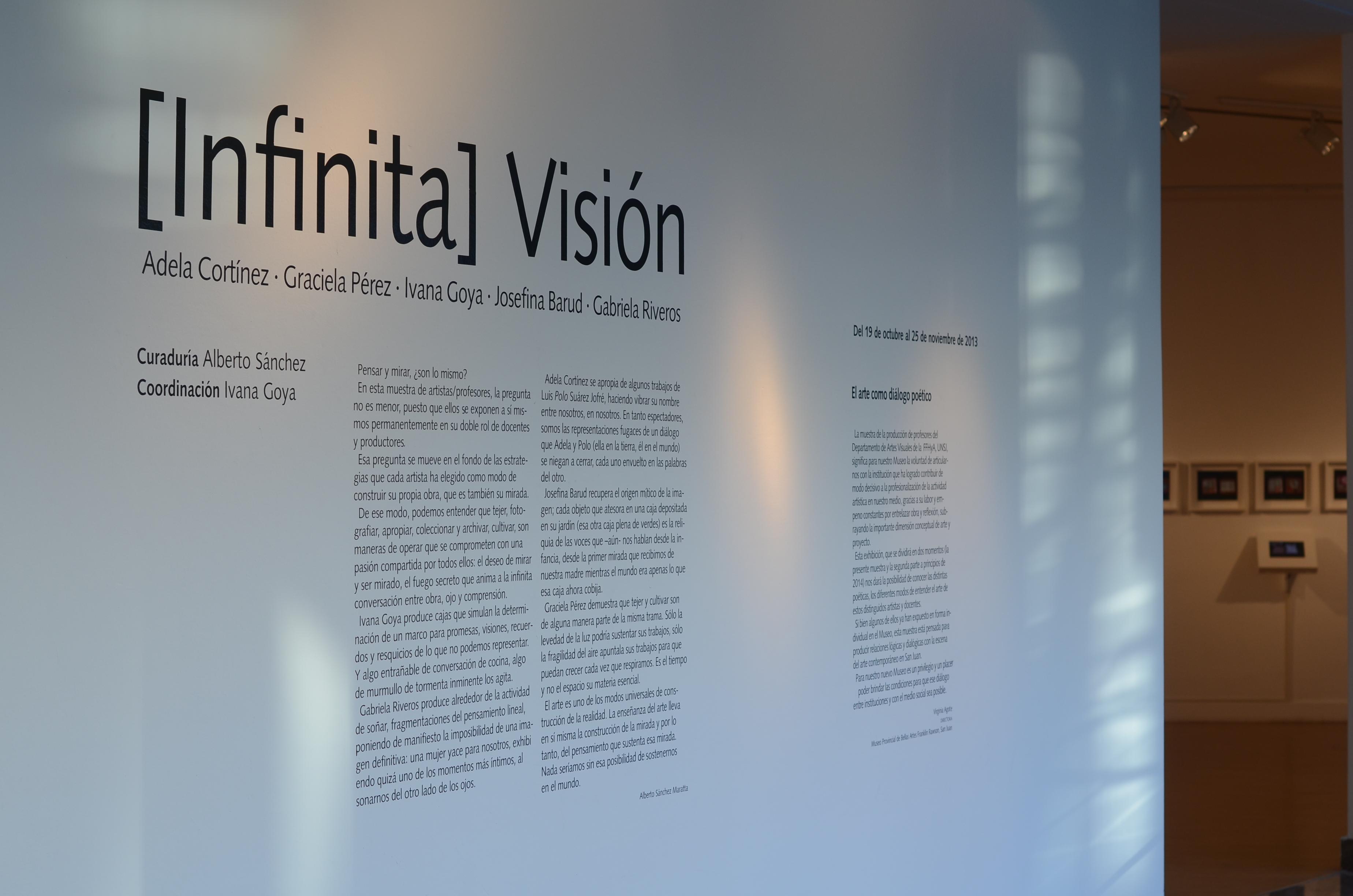 Infinita visión