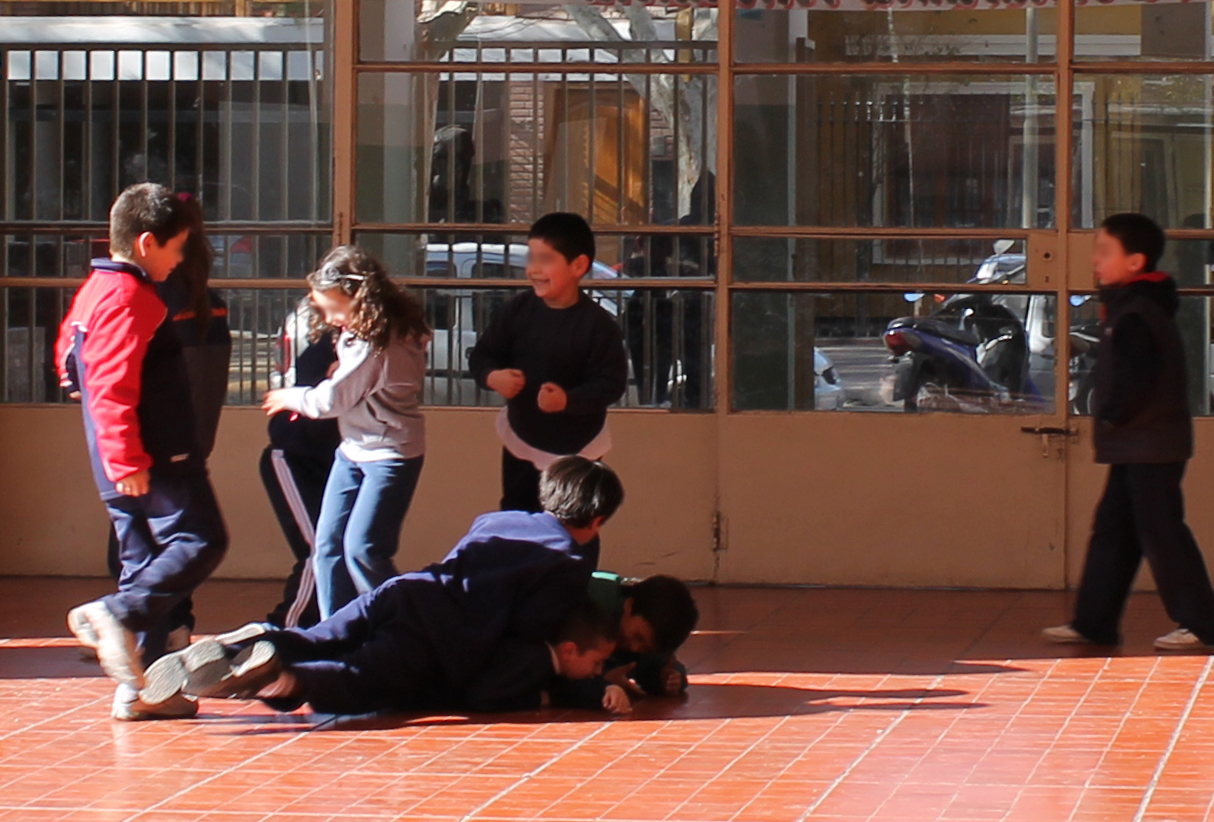 Bullying en la niñez y adolescencia