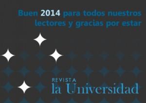 Saludos de Revista La Universidad