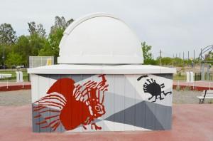 Cúpula central - Alter Caelum -Cara oeste