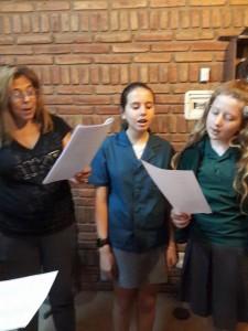 Cancionero Dicáctico - las niñas