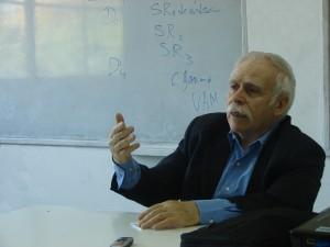 Dr Elio Masferrer Kan, antropólogo