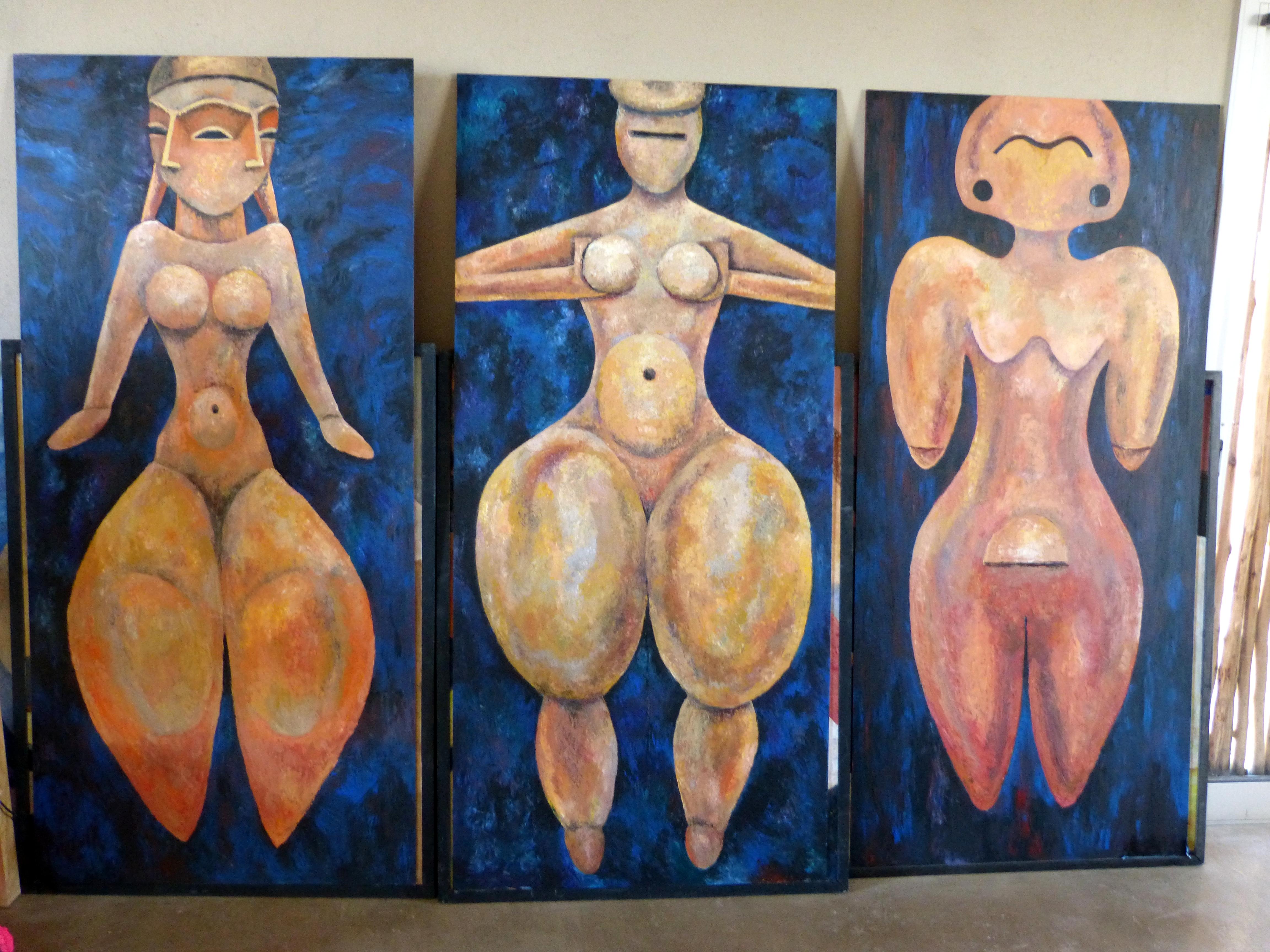 Exposición de Ines Lalanne 2