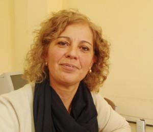 Geraldine Conte-Grand,  licenciada en Ciencias de la Educación