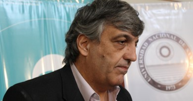 Mario Lozano - Universidad Nacional de Quilmes
