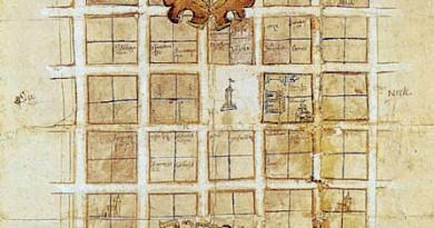 Plano Fundacional de San Juan