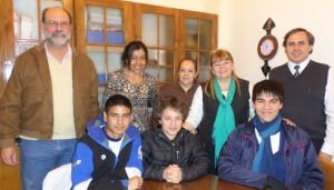 Alumnos de EIDFS - Satsei