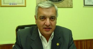 Ricardo Coca, decano de la FACSO