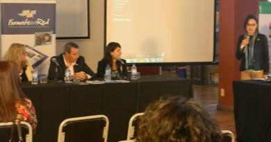 Charla de Responsabilidad Social en la UNSJ