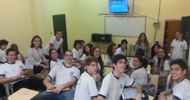 Aula interactiva en la EIDFS de la UNS