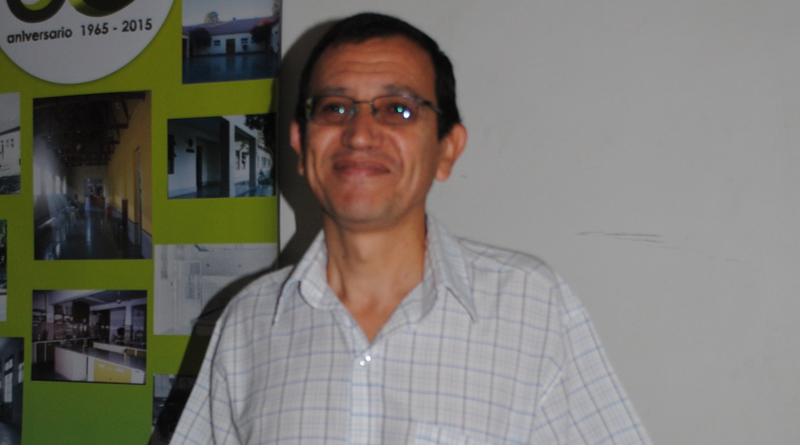 Ing. Marcelo Bellini, secretario académico de la UNSJ
