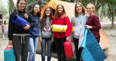 Campamento CCU 2015