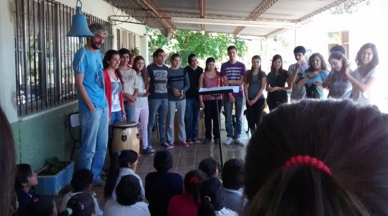 Espacio de Intervención Musical de la UNSJ