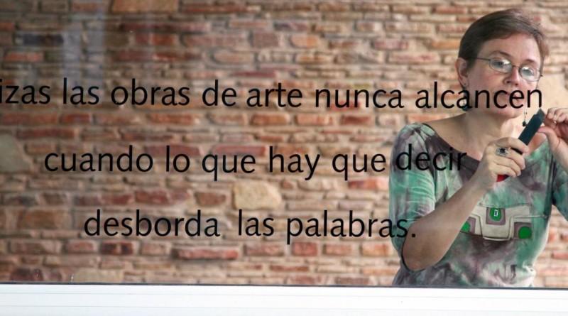 Gisela Villarroel -Licenciada en Artes Visuales