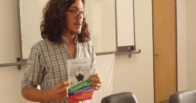 Martin Traverso y su libro Economía consciente