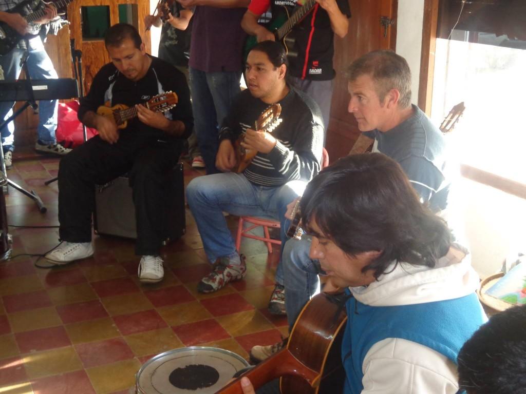 Proyecto Con la música a todos lados-Valle Fértil