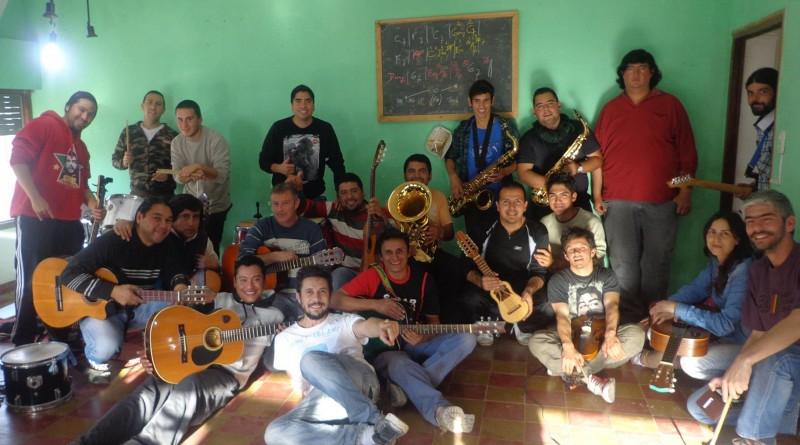Proyecto Con la música a todos lados-Valle Fértil 3