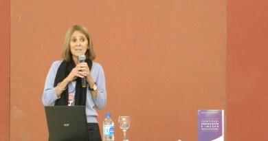 Sandra Casado Sampirisi en la UNSJ