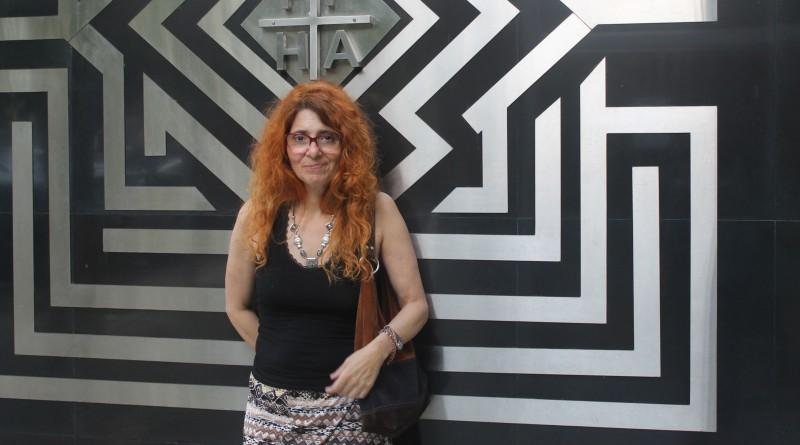 Susana Lage, teatrera sanjuanina