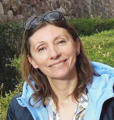 María Alejandra Arecco, ingeniera del Instituto de Geodesia y Geofísica Aplicadas, de la Universidad de Buenos Aires, una de las científicas que colaboró con los estudios gravimétricos.