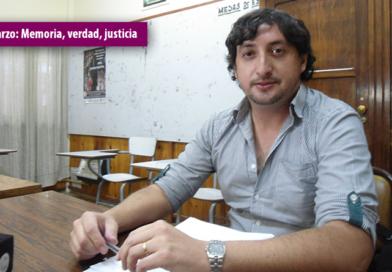 """""""Los militares recorrían la Facultad con un índex buscando bibliografía para eliminarla"""""""