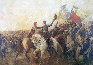 La batalla de Maipú y la otra guerra
