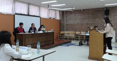 Alumnas en Cuyum 2016