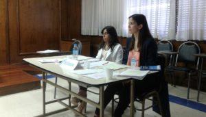 Cecilia Arancibia y Noelia Ruiz