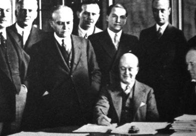 Gobiernos gerenciales y acuerdos coloniales