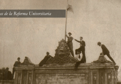 La revolución estudiantil de 1918