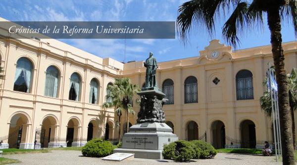 La Universidad de Córdoba antes de la Reforma