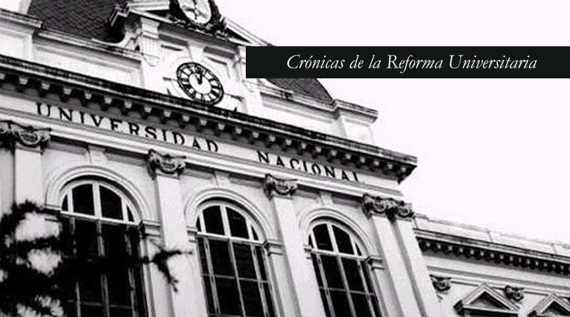 La <em>Reforma</em> en las Universidades argentinas