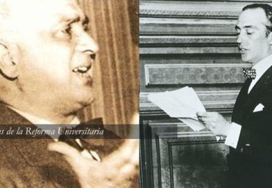Deodoro Roca y Saúl Taborda, los ideólogos de la Reforma