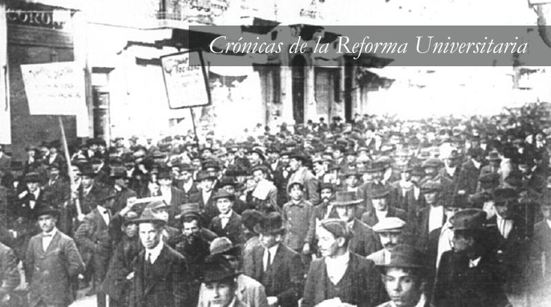 El 10º Aniversario de la Reforma de 1918