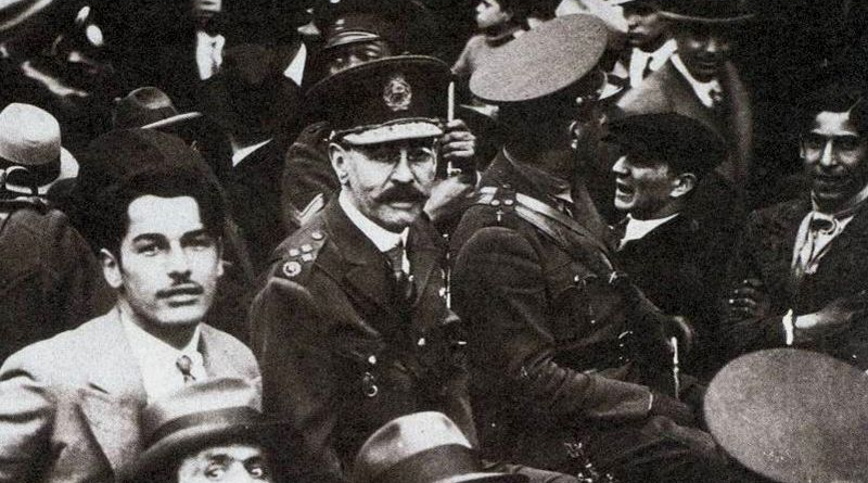 El <em>reformismo</em> y el golpe del 6 de septiembre de 1930