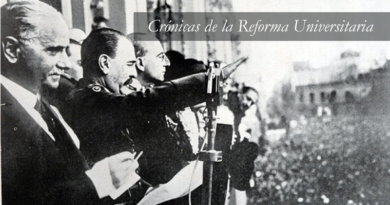 El Reformismo y la Década Infame