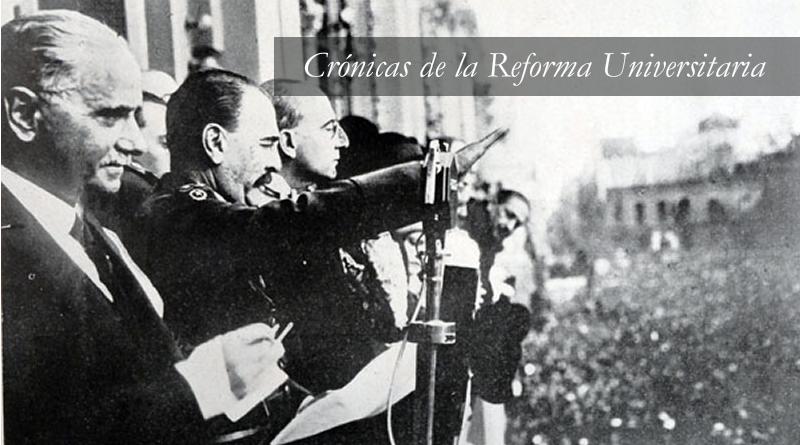El <em>Reformismo</em> y la <em>Década Infame</em>