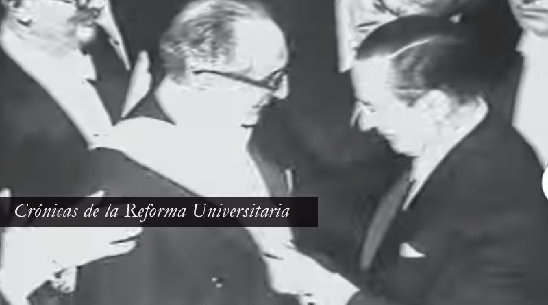 """De la """"revolución libertadora"""" a Frondizi"""