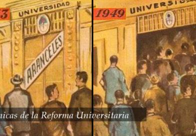 <em>Reformismo</em> versus <em>peronismo</em> en las universidades argentinas