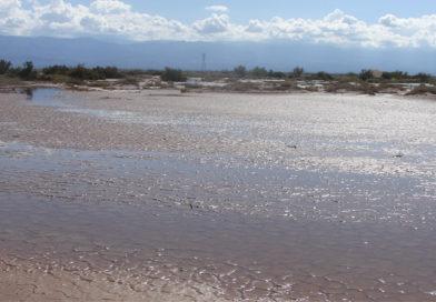Aguas de abajo y contaminación al acecho