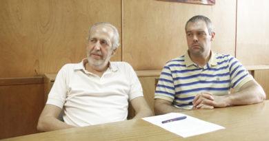 Vicente Mut y Flavio Capraro