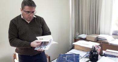 El Dr. Marcelo Molina y su artículo publicado en Proceedings