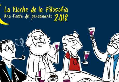 """Notas sobre <em>""""La noche de la filosofía 2018…""""</em>"""