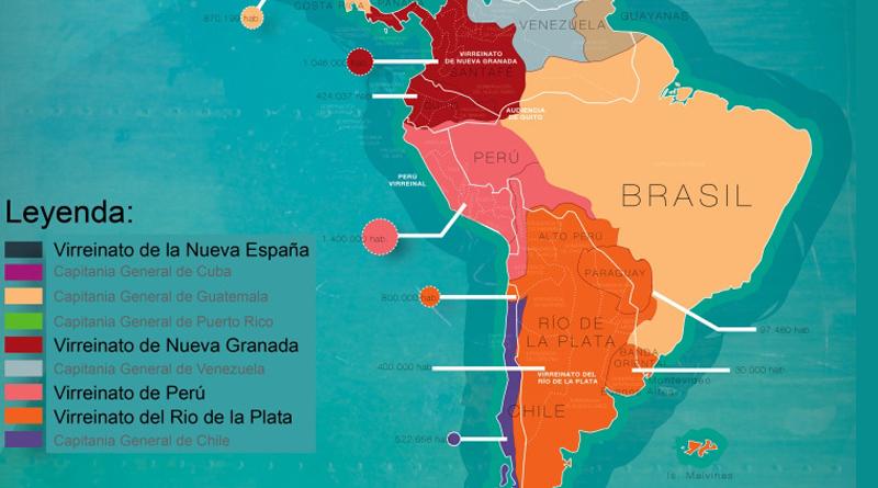 america-latina-en-1800_2