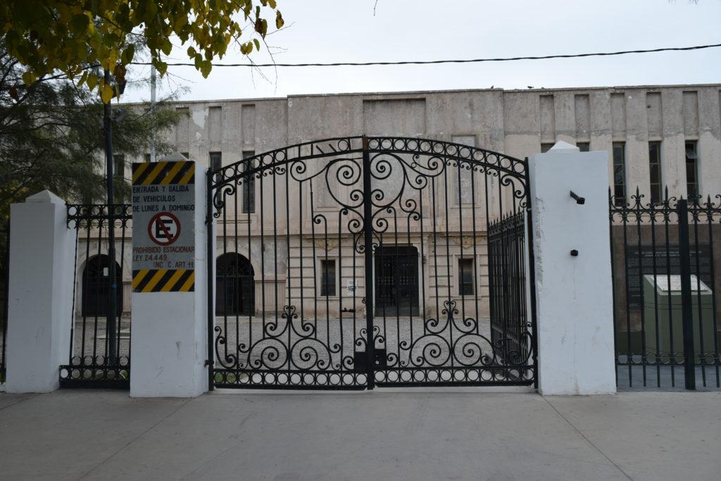 Edificio de la Ex Legislatura de San Juan