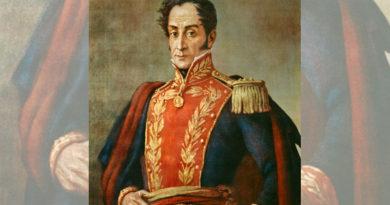 Nota_Bolívar y la política latinoamericana