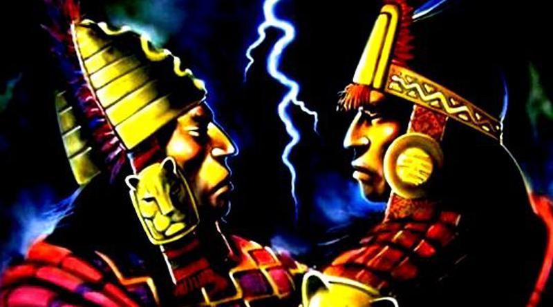 La última guerra inca
