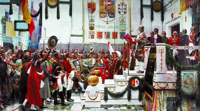 Un Inca en las Cortes españolas