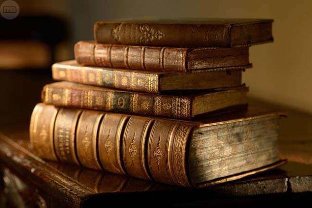 Libros siglo XVIII